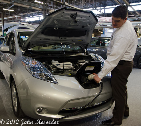 Electric vehicles can fill commuting niche.