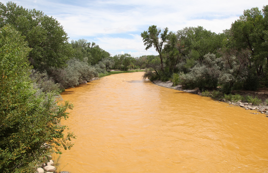 Animas River post-spill