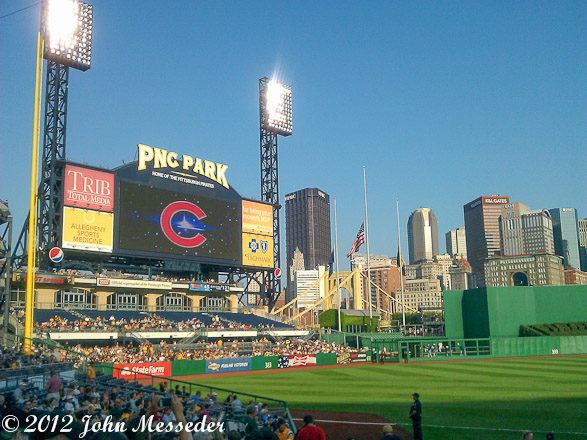 Taxpayers built the Pittsburgh Pirates a new home and PNC Bank named it