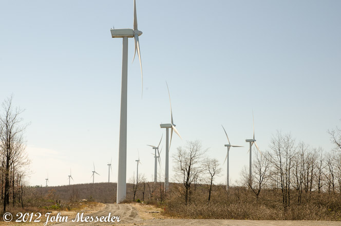 American wind farms mean American jobs and cleaner air.