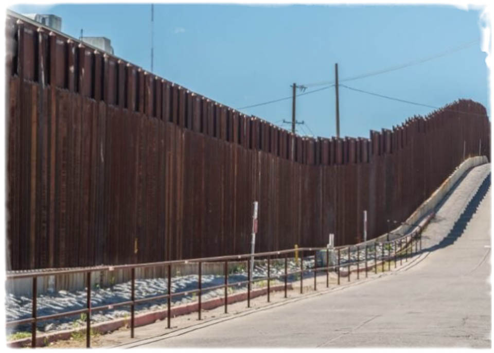 Walls block human ideas and wildlife migration, creating more problems than they solve.